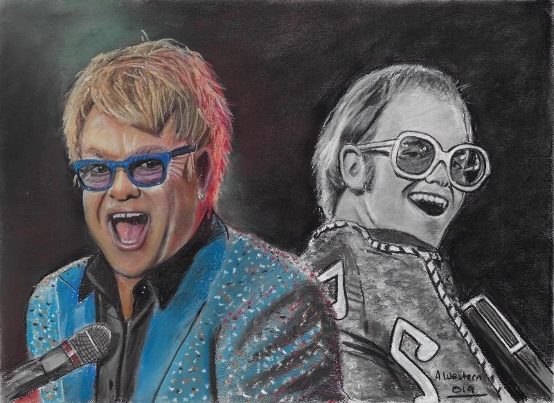 Elton John por western61